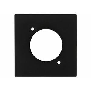 Модуль настенной панели с отверстием Audac CP45DSZ/B