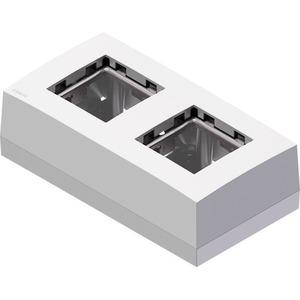 Коробка монтажная Audac CP45BOX2/W