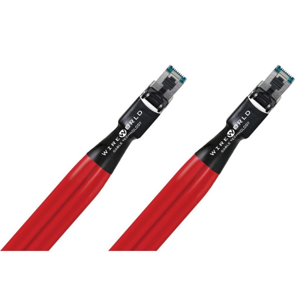 Кабель витая пара патч-корд WireWorld Starlight Cat8 Ethernet 1.0m