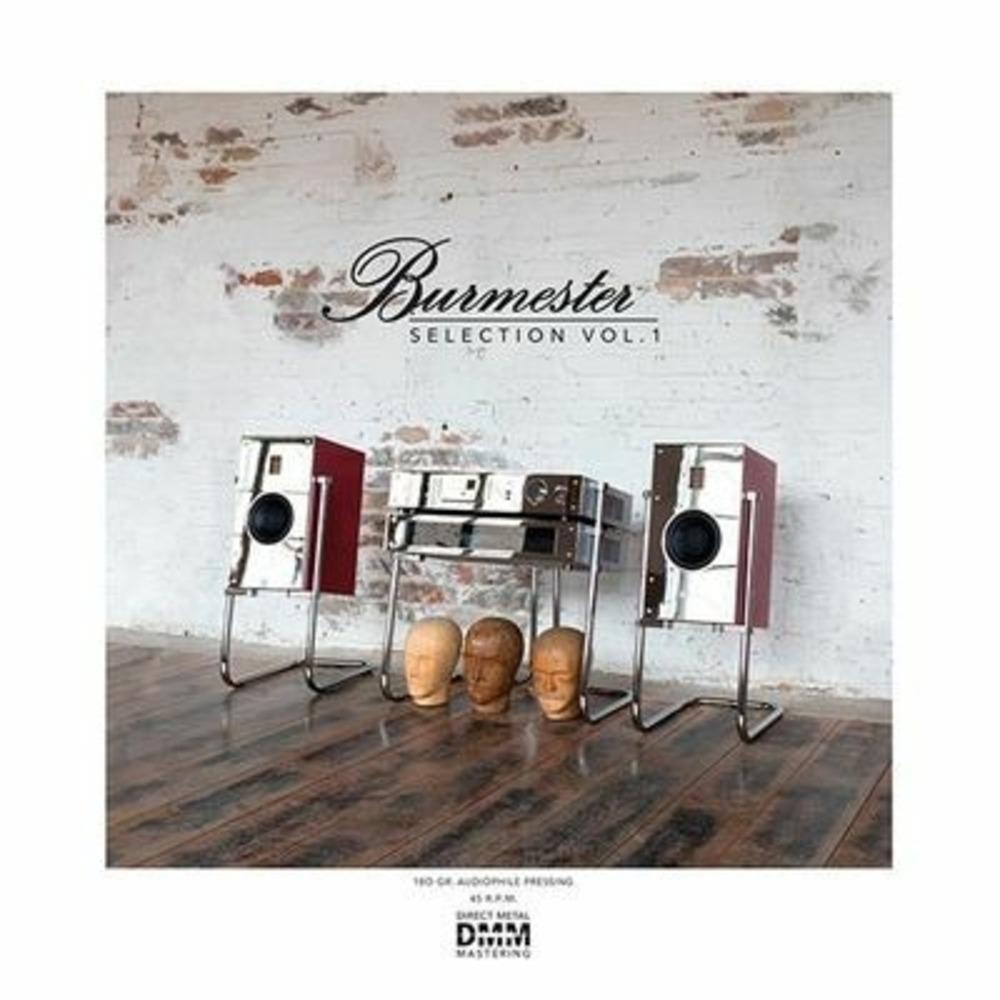 Виниловая пластинка Inakustik 01678041 Burmester Selection, Vol. 1 45 RPM (LP)