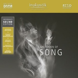 Виниловая пластинка Inakustik 01675071 Great Men Of Song (2LP)
