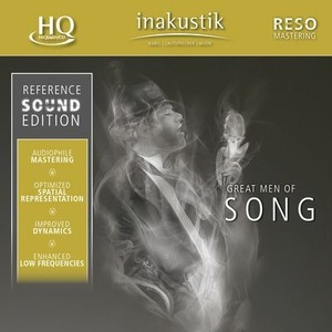 Компакт-диск Inakustik 0167507 Great Men Of Song (HQCD)