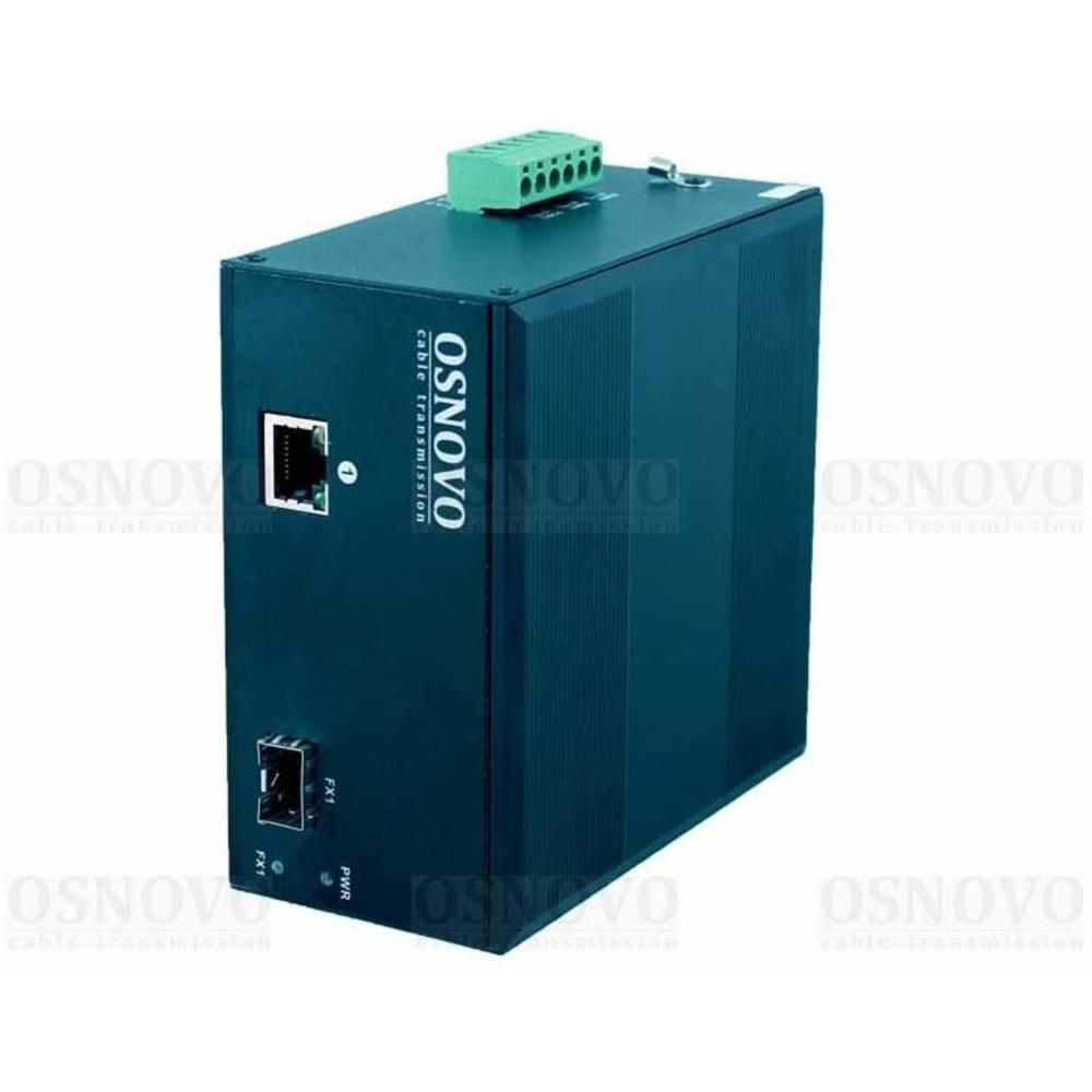 Преобразователь Оптические медиаконвертеры Osnovo OMC-1000-11HX/I