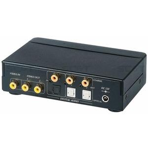 Усилитель-распределитель Аудио SC&T CD02D