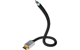Кабель HDMI - HDMI Eagle Cable 10012007 DELUXE II HDMI 0.75m