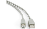 Кабель USB 2.0 Тип A - B Gembird CC-USB2-AMBM-6 1.8m