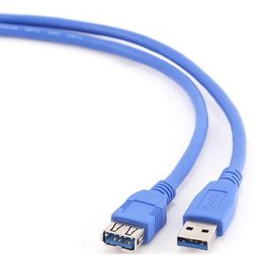 USB 3.0 удлинитель Cablexpert CCP-USB3-AMAF-6 1.8m