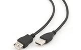 Удлинитель USB 2.0 Тип A - A Gembird CC-USB2-AMAF-6B 1.8m