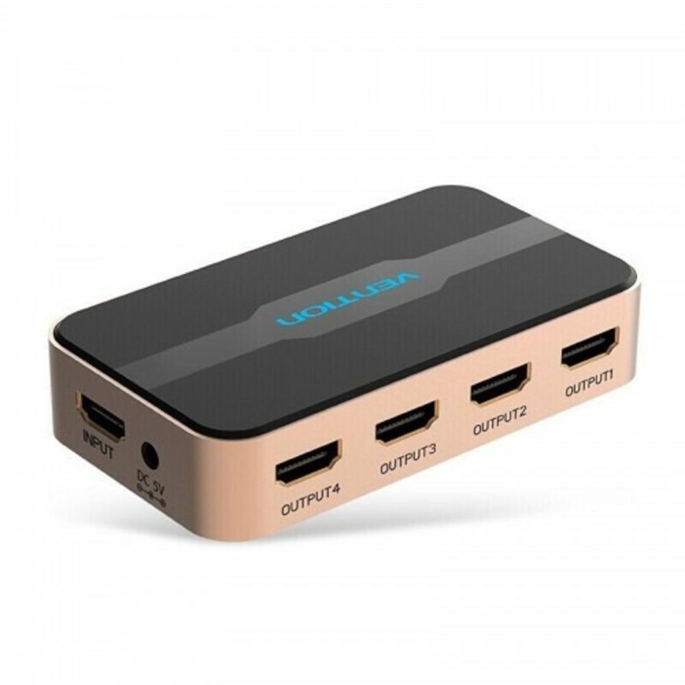 Усилитель-распределитель HDMI Vention ACCG0