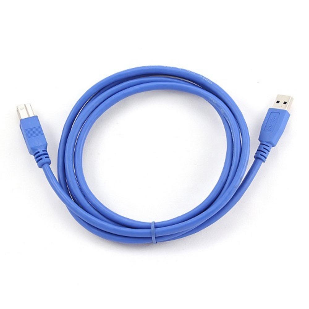 Кабель USB 3.0 Тип A - B Gembird CCP-USB3-AMBM-6 1.8m