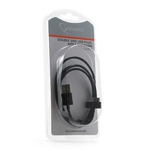 Кабель USB 2.0 Тип A - 30-pin Gembird CC-USB-AP1MB 1.0m