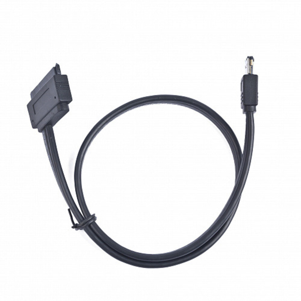 Кабель питания интерфейсный Cablexpert CC-ESATAP-SATA22P-0.5M 0.5m