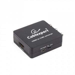 HDMI - RCA конвертер Cablexpert DSC-HDMI-CVBS-001