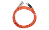 Кабель оптический патч-корд Cablexpert CFO-STSC-OM2-1M 1.0m