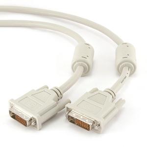 DVI кабель Cablexpert CC-DVI2-10M 10.0m