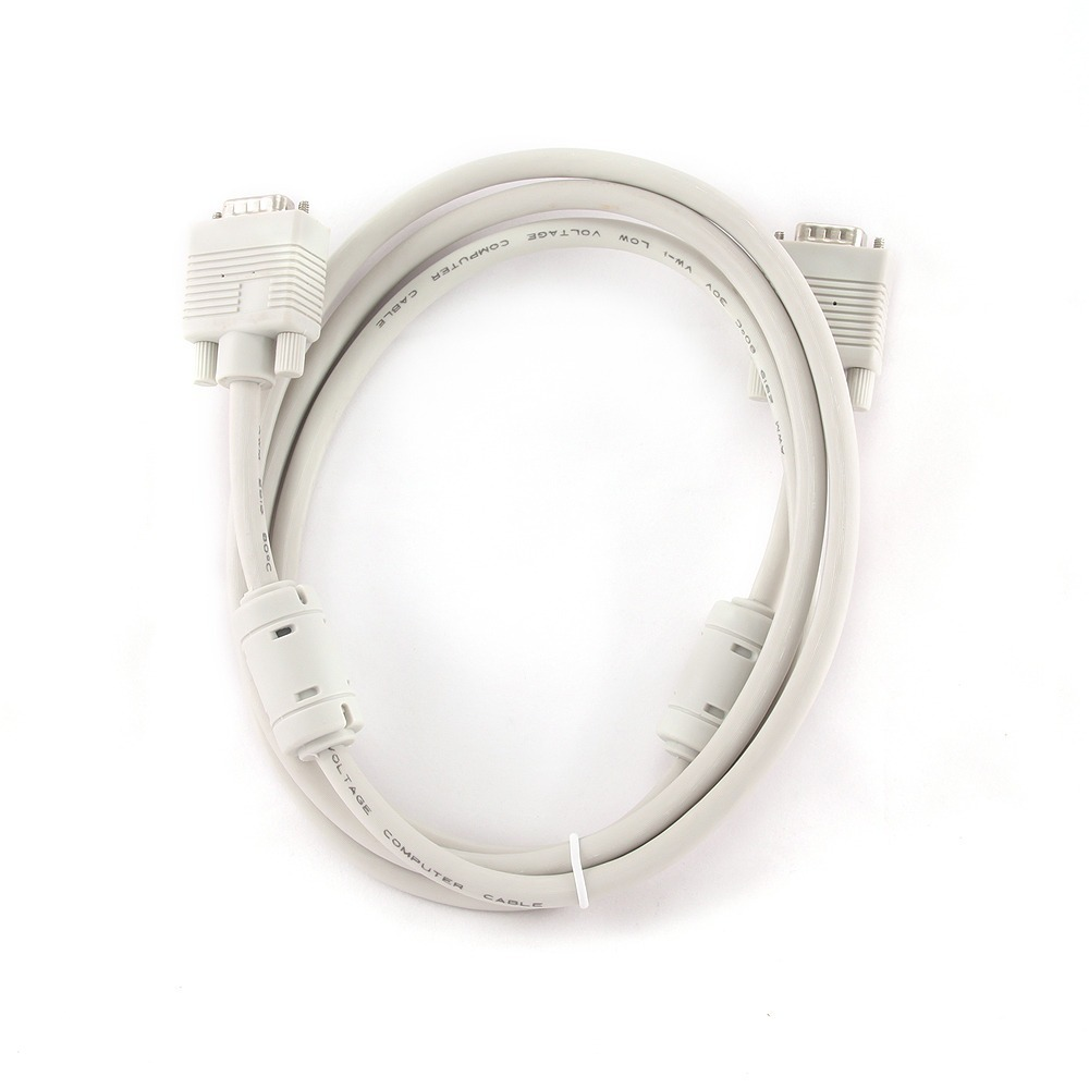 Кабель видео VGA - VGA Cablexpert CC-PPVGA-10 3.0m