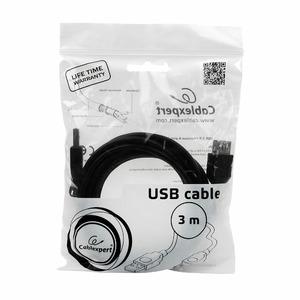 Удлинитель USB 2.0 Тип A - A Cablexpert CCP-USB2-AMAF-10 3.0m