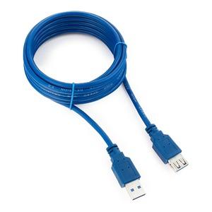 USB 3.0 удлинитель Cablexpert CCP-USB3-AMAF-10 3.0m
