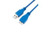 Кабель USB 3.0 Тип A - B micro Cablexpert CCP-mUSB3-AMBM-1 0.3m