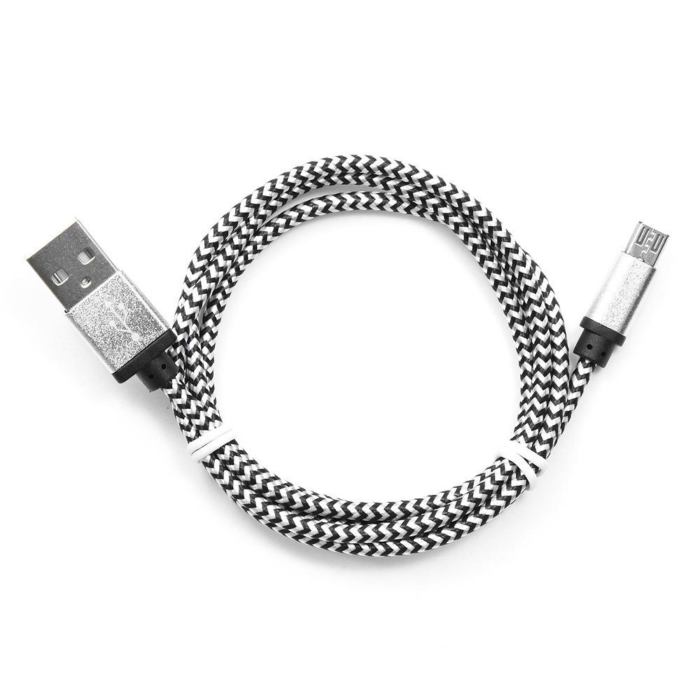 Кабель USB 2.0 Тип A - B micro Cablexpert CC-mUSB2sr1m 1.0m