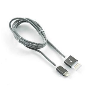 Lightning USB кабель Cablexpert CCB-ApUSBgy1m 1.0m