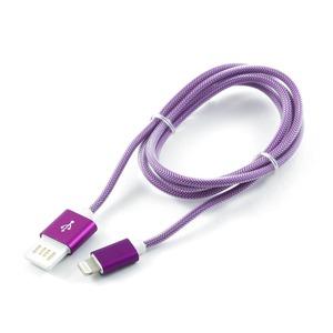 Lightning USB кабель Cablexpert CCB-ApUSBp1m 1.0m