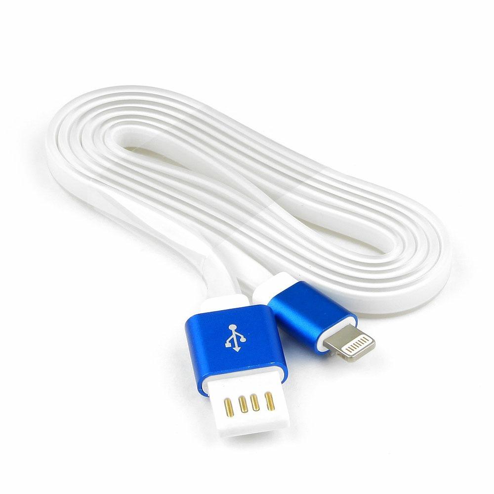 Lightning USB кабель Cablexpert CC-ApUSBb1m 1.0m