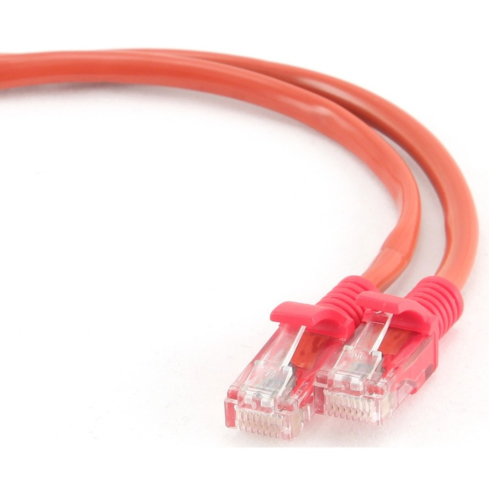 Патч-корд UTP Cablexpert PP12-1.5M/R 1.5m