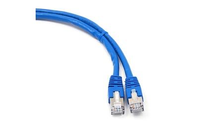 Патч-корд UTP Cablexpert PP6-1M/B 1.0m