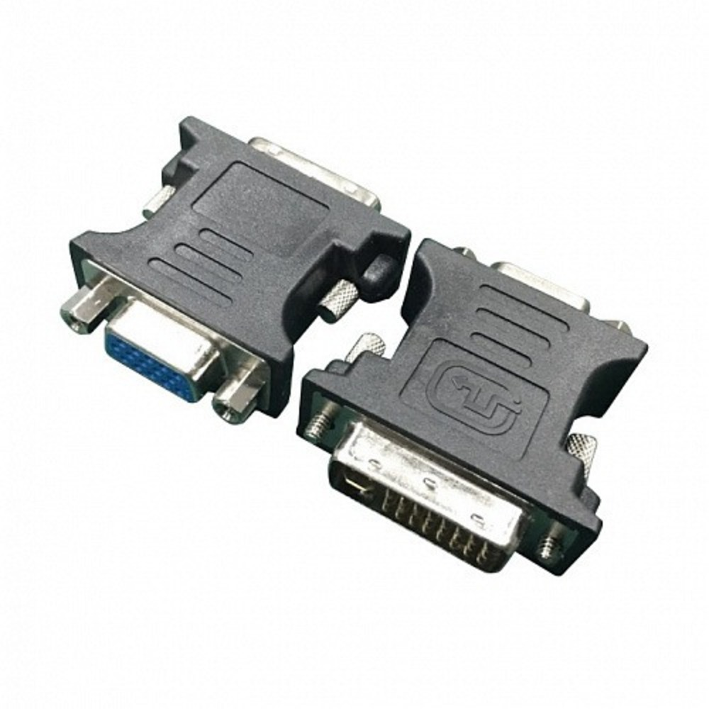 DVI-VGA переходник Cablexpert A-DVI-VGA-BK