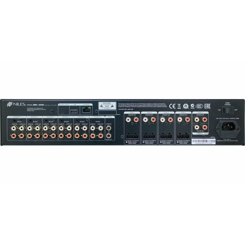 Контроллер NILES MRC-6430