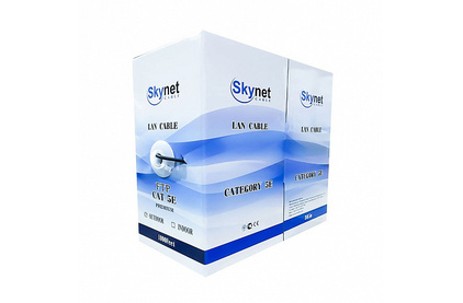 Витая пара в катушке не экранированная SkyNet CSL-UTP-2-CU 305 м