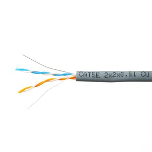 Витая пара в катушке не экранированная SkyNet CSP-UTP-2-CU 305 м