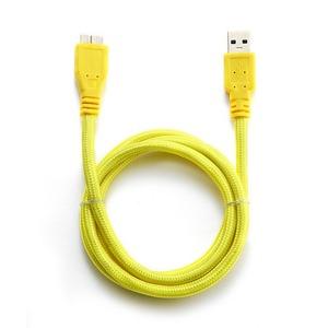 Кабель USB 3.0 Тип A - B micro Konoos KC-mUSB3ny 1.0m