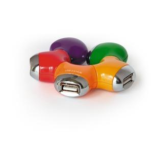 USB концентратор Konoos UK-07