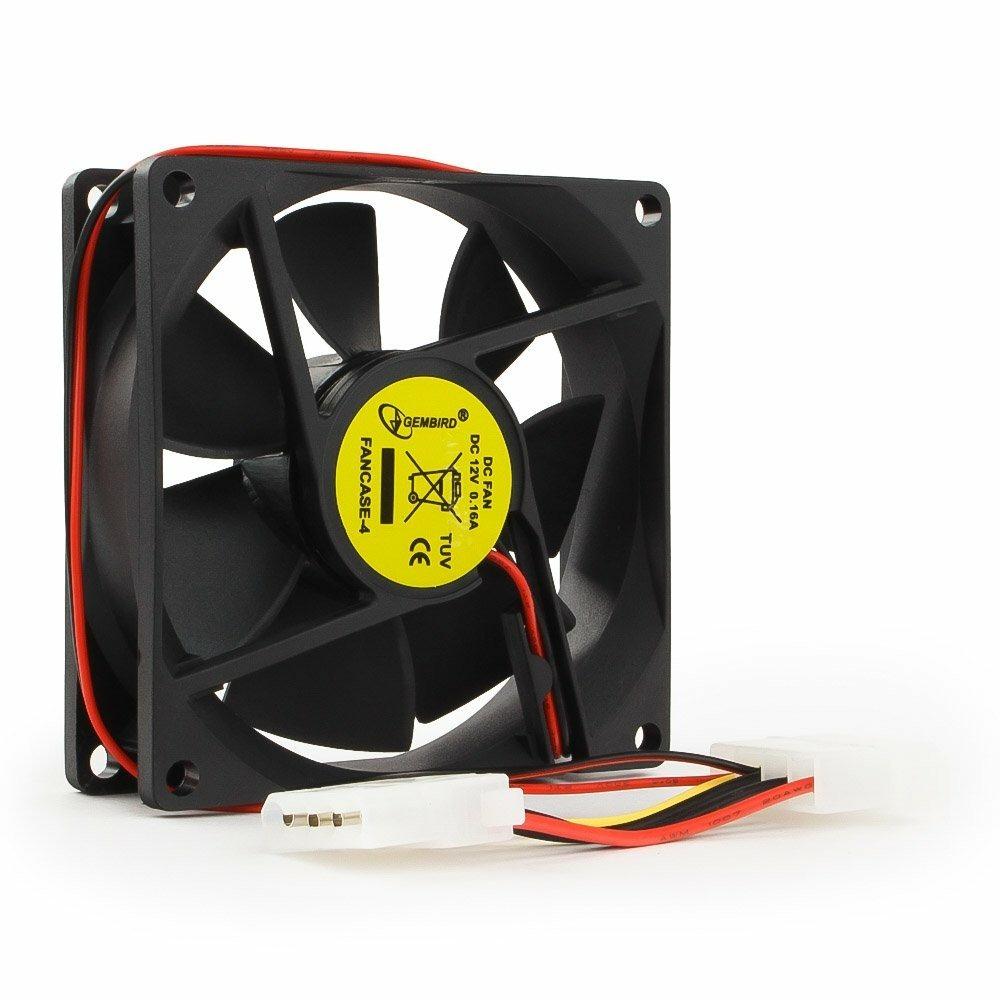 Вентилятор для пк Gembird FANCASE-4