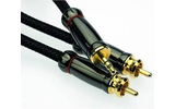 Кабель аудио 1xMini Jack - 2xRCA Silent Wire 105865103 SERIES 4 mk2, 3.5 mm jack to RCA 1.0m