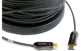 Кабель HDMI - HDMI оптоволоконный Eagle Cable 313241100 DELUXE HDMI 2.0a Optical Fiber 100.0m