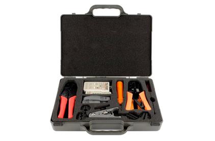 Набор для разделки кабелей Hyperline HT-4015