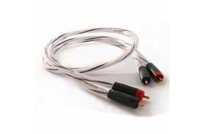 Кабель аудио 2xRCA - 2xRCA Studio Connection Reference Plus Interconnect BULLET PLUG RCA 0.6m