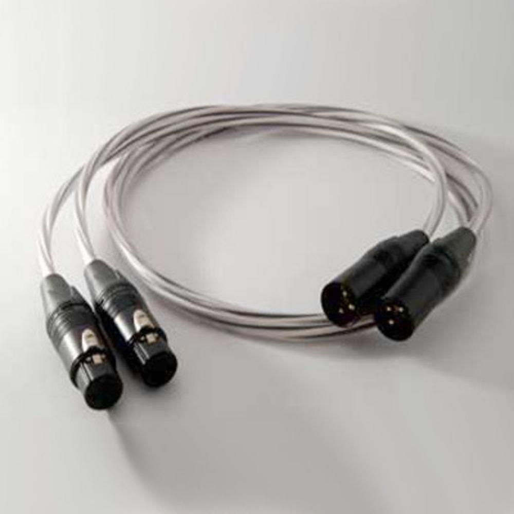 Кабель аудио 2xXLR - 2xXLR Studio Connection Monitor Interconnect Neutrik XLR 1.0m