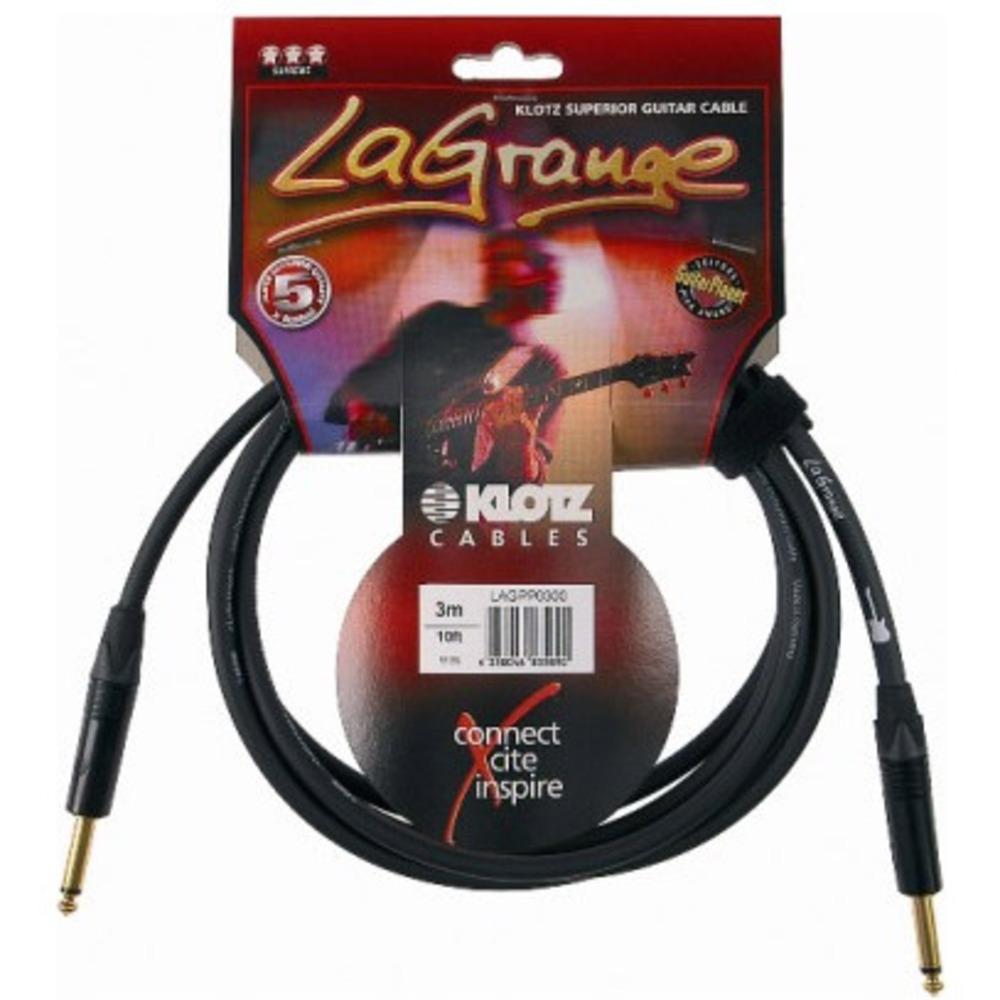 Кабель аудио 1xJack - 1xJack KLOTZ LAGPP0600 6.0m