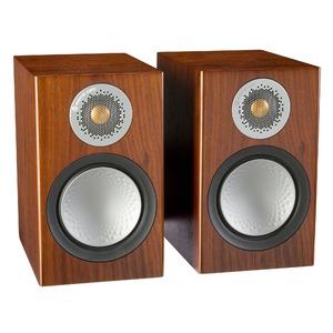 Колонка полочная Monitor Audio Silver 50 Walnut