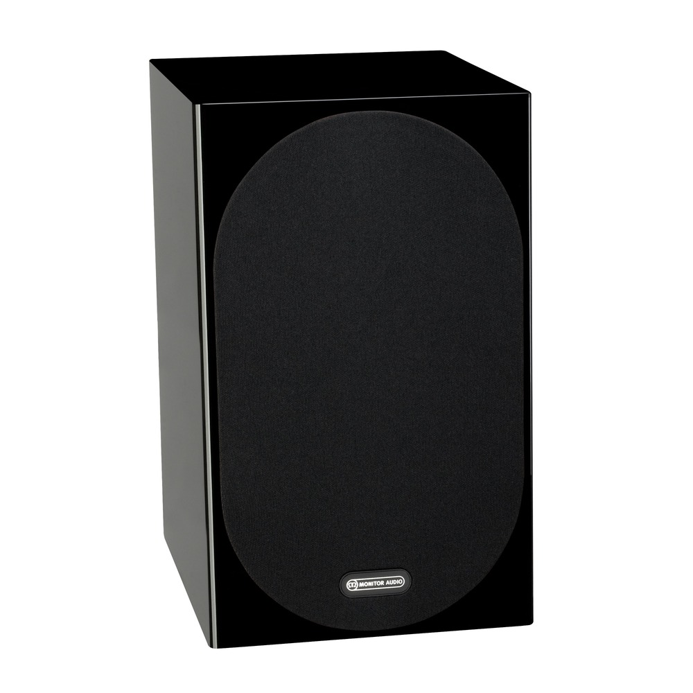 Колонка полочная Monitor Audio Silver 100 High Gloss Black