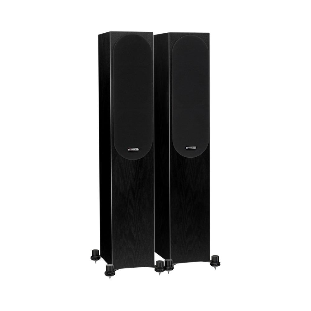 Колонка напольная Monitor Audio Silver 200 Black Oak