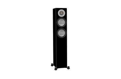 Колонка напольная Monitor Audio Silver 200 High Gloss Black