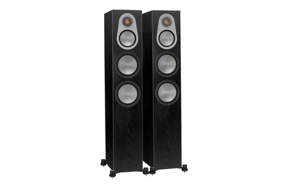 Колонка напольная Monitor Audio Silver 300 Black Oak