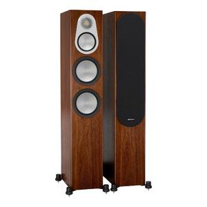 Колонка напольная Monitor Audio Silver 300 Walnut