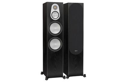 Колонка напольная Monitor Audio Silver 500 Black Oak