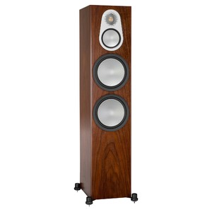 Колонка напольная Monitor Audio Silver 500 Walnut